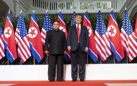 Есть прогресс: Трамп получил письмо от Ким Чен Ына