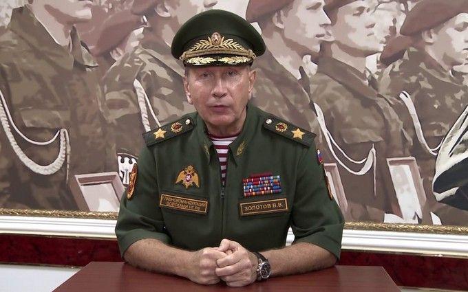 """Виклик на дуель: російський генерал пообіцяв зробити з Навального """"соковиту відбивну"""""""