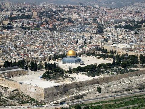 Поліція заблокує частину Єрусалима