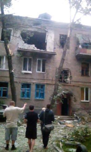 Обстріл Донецька: з'явилися докази провини росіян (2)