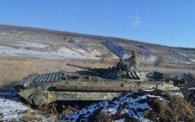 Штаб ООС: ворог на Донбасі використовує заборонене озброєння