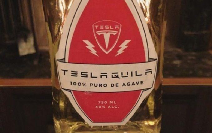 Tesla реєструє бренд текіли