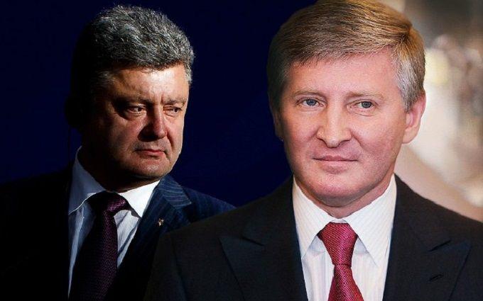 """Наблюдается """"договорняк"""" между Порошенко и Ахметовым - Фирсов"""