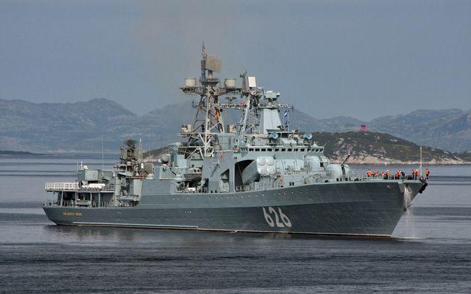 Військові Путіна заявляють, що врятували українських моряків