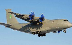 У мережі показали видовищний політ нового українського літака: з'явилося відео