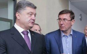 Был острый разговор: как Порошенко отреагировал на отставку Луценко