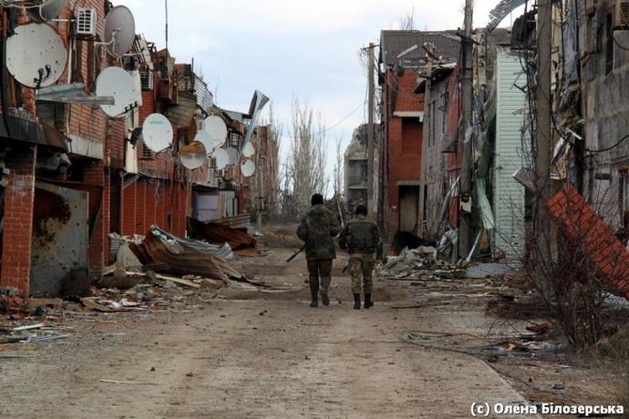 В сети появились фото апокалипсиса на Донбассе (1)