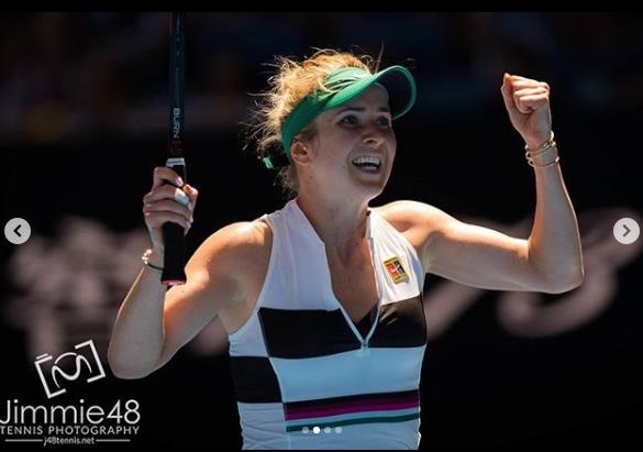 Свитолина впервые прокомментировала свою триумфальную победу - впечатляющие фото (3)