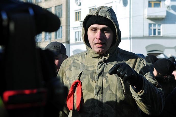Очевидець пригадав, хто й навіщо привіз перших тітушок Януковича в Донецьк: опубліковано відео (1)