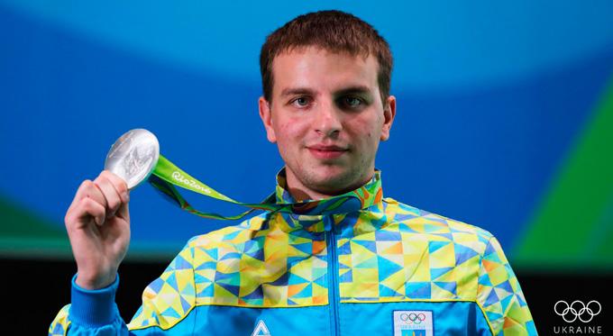 Усі медалі України на Олімпіаді-2016 в Ріо-де-Жанейро: опубліковані фото (4)