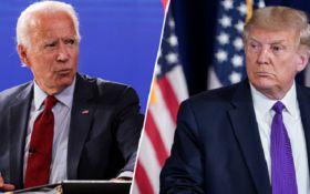 """Байден публично обозвал Трампа """"щенком Путина"""" во время первых дебатов"""