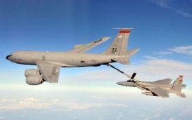 До узбережжя Криму терміново полетіли відразу три літаки США: що сталося