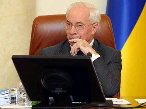 Азаров: Веб-камеры будут использоваться в целях безопасности после выборов