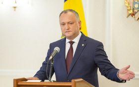 Додон заявил, что Молдове нужна Россия