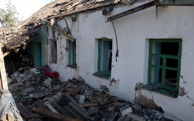 З'явилися фото наслідків обстрілу мирних жителів в Авдіївці