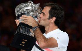 Australian Open-2018: определен победитель мужского турнира