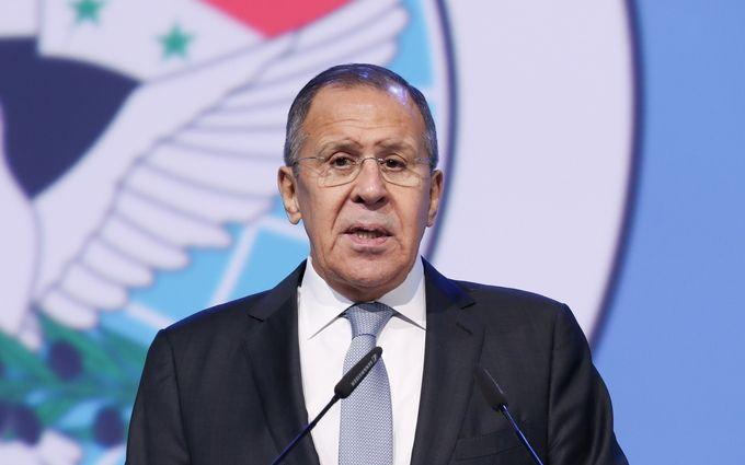Лавров назвал виновных в войне на Донбассе и аннексии Крыма
