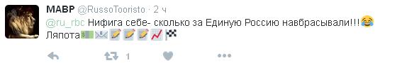 """Вірною дорогою йдете: соцмережі насмішив """"несподіваний"""" результат виборів в Росії (11)"""