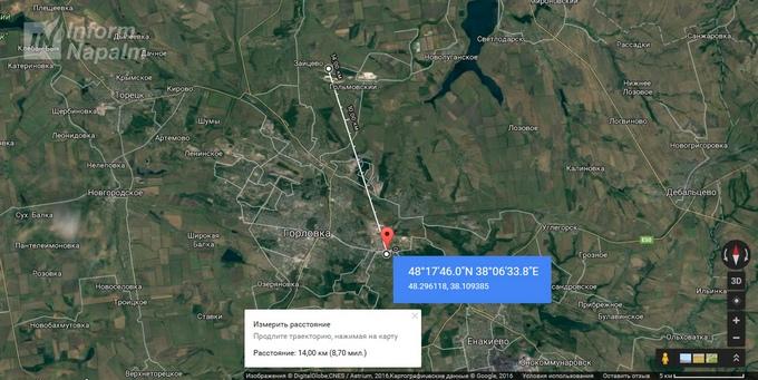 """""""Замаскувалися"""": розвідка знайшла і сфотографувала нові танки бойовиків ДНР (2)"""