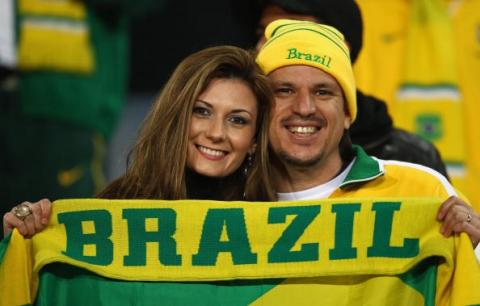 """Сборная Бразилии """"четыре надежды """"пентакампеонов"""""""" к 2014 году"""