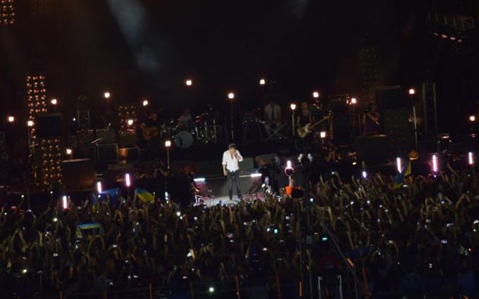 """""""Океан Ельзи"""" вразив Дніпро масштабним концертом: опубліковані фото та відео"""