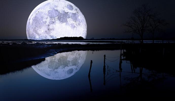 Количество осадков связали с фазами Луны