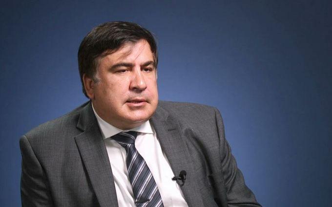 "Боится, как черт ладана: Саакашвили ответил на ""плевок"" Путина"