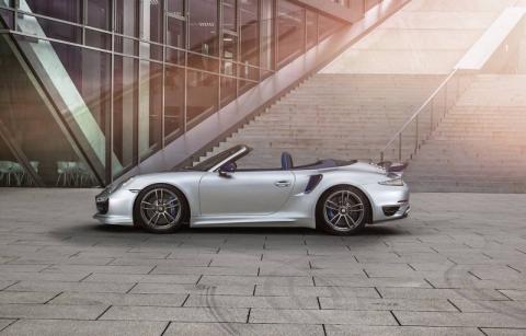 TechArt представила допрацьований кабріолет Porsche 911 Turbo S (10 фото) (7)