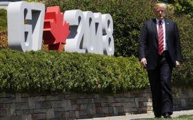 Исторический скандал на саммите G7: Трамп отозвал подпись под итоговым заявлением