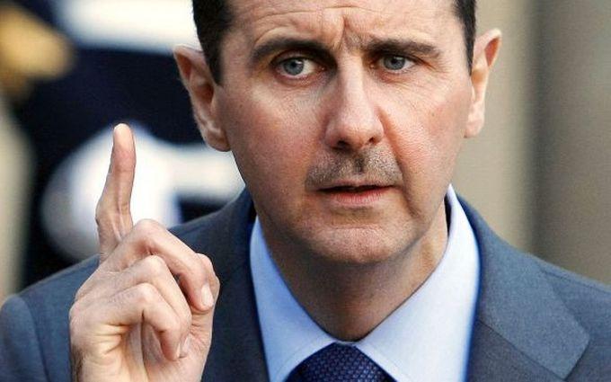 Глава Сирии озвучил условия прекращения огня