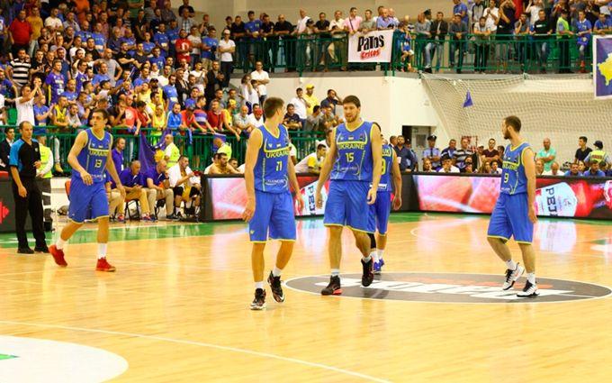 Словенія - Україна: онлайн відео трансляція матчу Євробаскету-2017