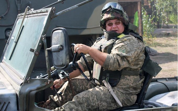 Полковник Стеблюк: На силовое освобождение Донбасса никто не пойдет