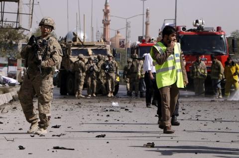 В Афганістані розбився вертоліт НАТО: є загиблі