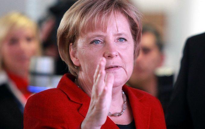Меркель вперше відреагувала на торгову війну США і Туреччини