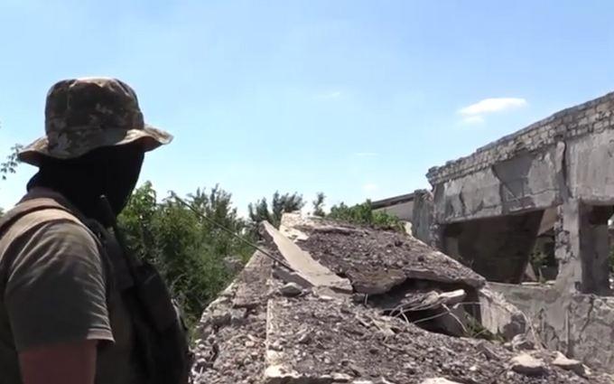 У мережі показали унікальні позиції сил АТО на Донбасі: опубліковано відео