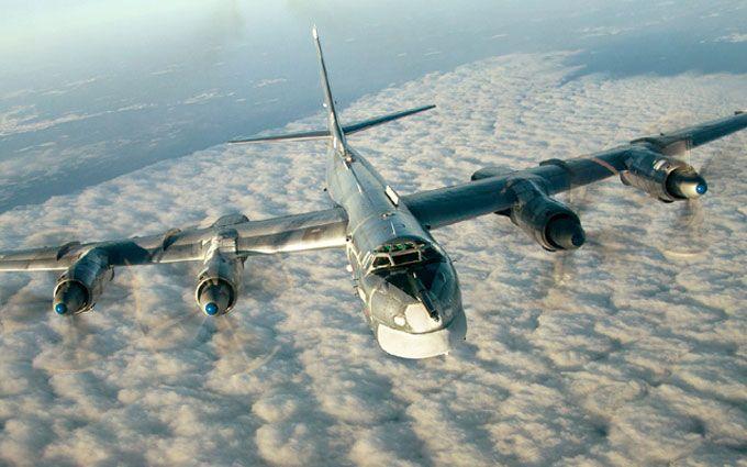 ЗМІ: Біля берегів Аляски ВПС США перехопили бомбардувальникиРФ