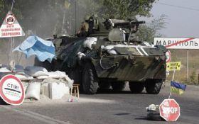 Український командир назвав причину загострення боїв в районі Маріуполя