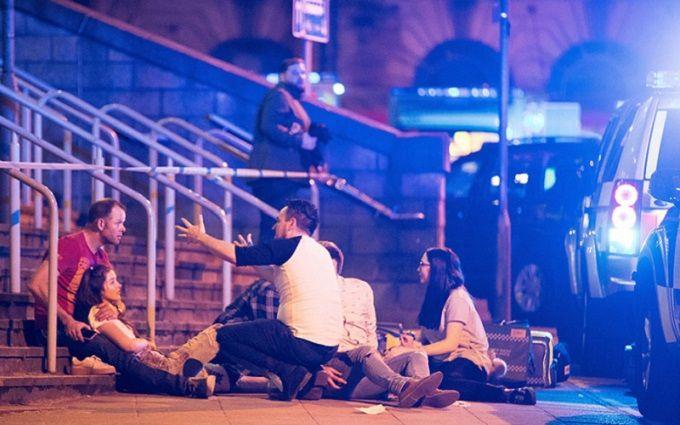 Порошенко выразил соболезнование всвязи совзрывом вМанчестере