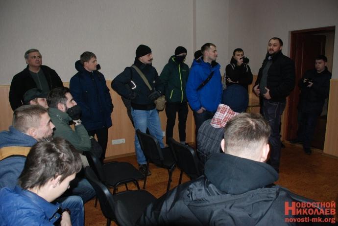 В Николаеве сорвали пропагандистскую акцию партии Медведчука: появились фото (2)