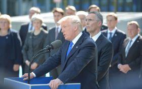 Визит Трампа в Европу провалился, а Белый Дом живет в параллельной вселенной - западные СМИ