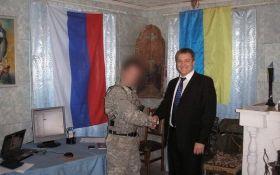 В Украине задержали агента разведки России: опубликовано видео