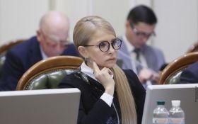 Тимошенко вимагає відставки уряду до парламентських виборів