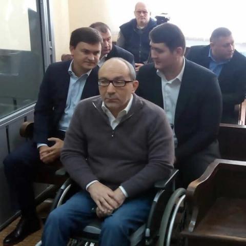 Кернесу офіційно пред'явили звинувачення в тортурах і викраданні