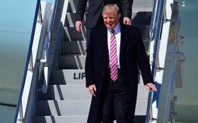 American Idiot: британці зустріли Трампа популярною піснею