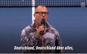Нацистское приветствие на теннисном турнире наделало шума: появилось видео