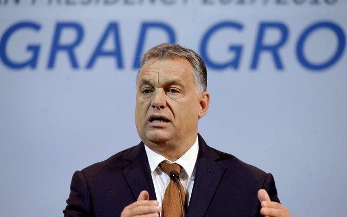 Прем'єр Угорщини виступив з новою скандальною заявою щодо санкцій против РФ