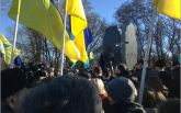 В Киеве открыли памятник известной поэтессе и сделали интересный намек: появились фото и видео