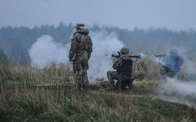 Бойовики намагаються атакувати на Донбасі: з'явилося нове відео з фронту