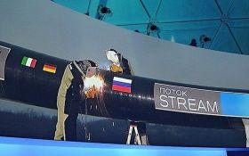 """ЕС осудил строительство """"Северного потока-2"""" - в России выступили с циничным заявлением"""