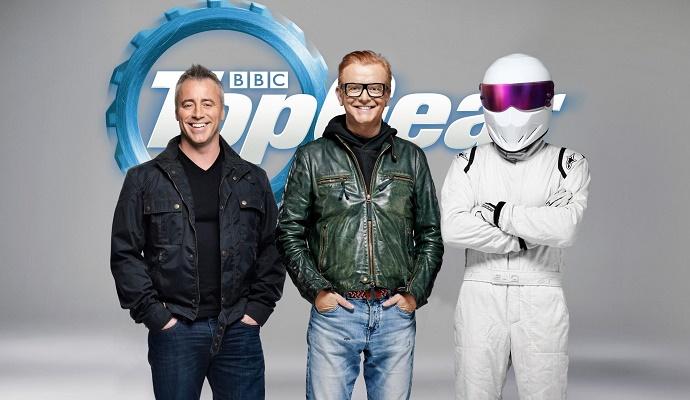 Мэтт Леблан присоединится к команде Top Gear